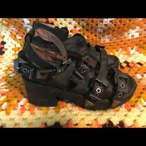 Jeffrey Campbell Nextrane sandals